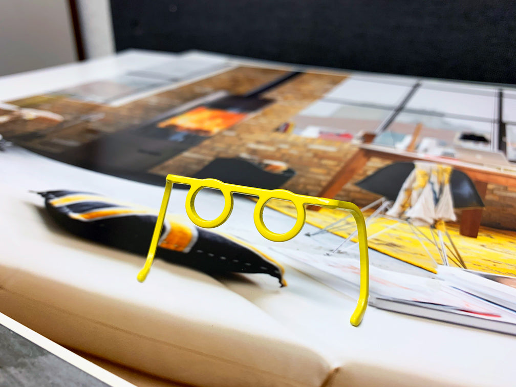 MARIUS briller/glasses yellow