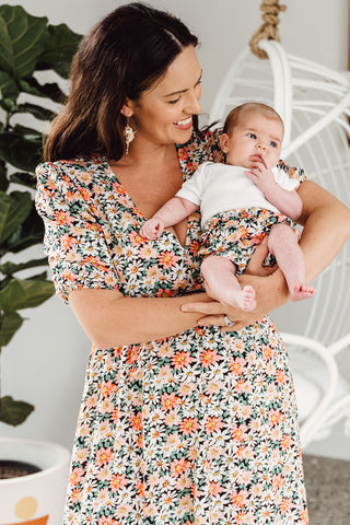 matching mum and baby clothes