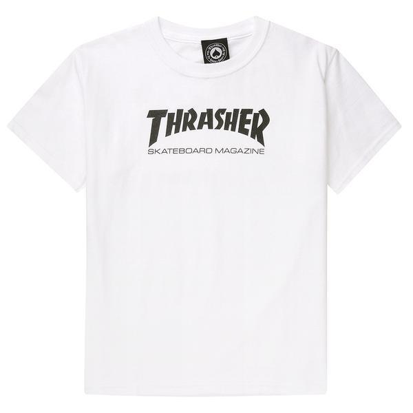 THRASHER SKATEBOARDING YOUTH KIDS TSHIRT