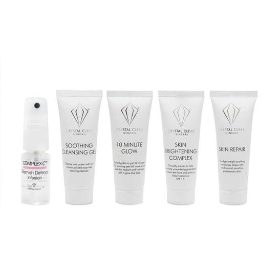 Crystal Clear Essential Solutions Gift Set