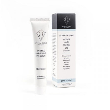 Crystal Clear Intense Anti Ageing Eye Serum