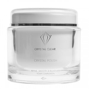 Crystal Clear Crystal Face & Body Polish