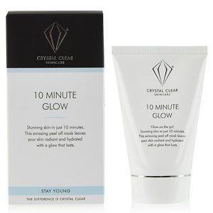 Crystal Clear 10 Minute Glow Mask
