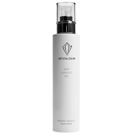 Crystal Clear Deep Cleanse Gel