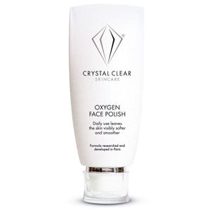 Crystal Clear Oxygen Face Polish
