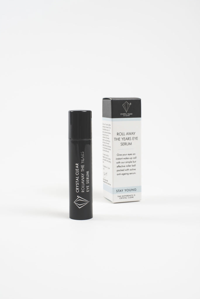 Crystal Clear Roll Away The Years Eye Serum