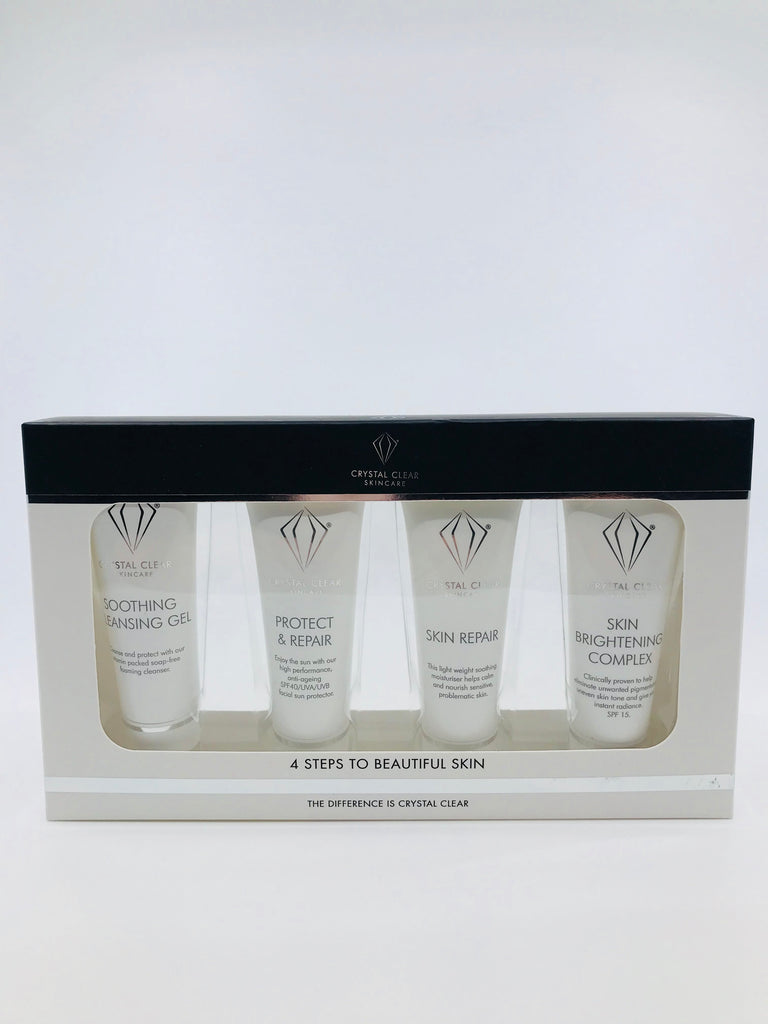 Crystal Clear Microdermabrasion Gift Set