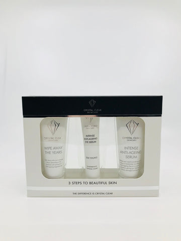 Crystal Clear Stay Young Gift Set
