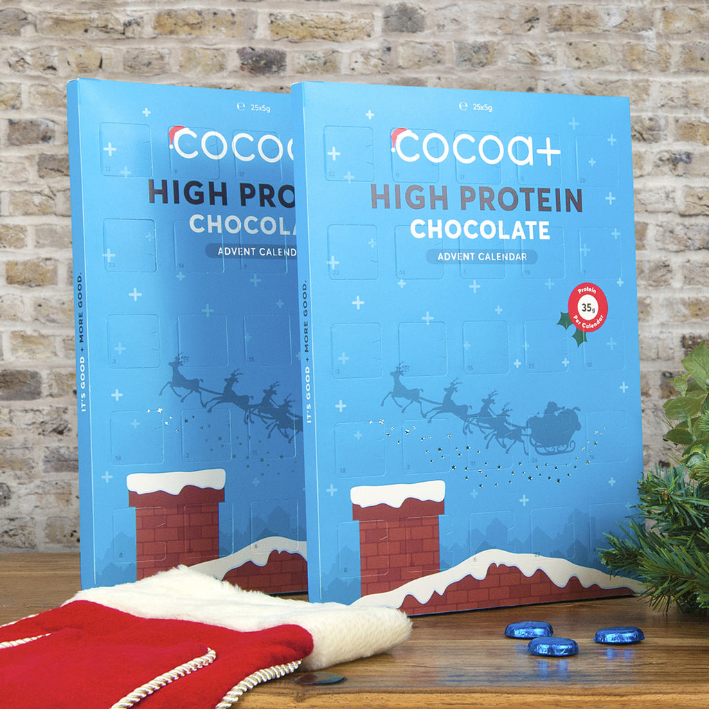 Introducing The First Ever High Protein Chocolate Advent Calendar!