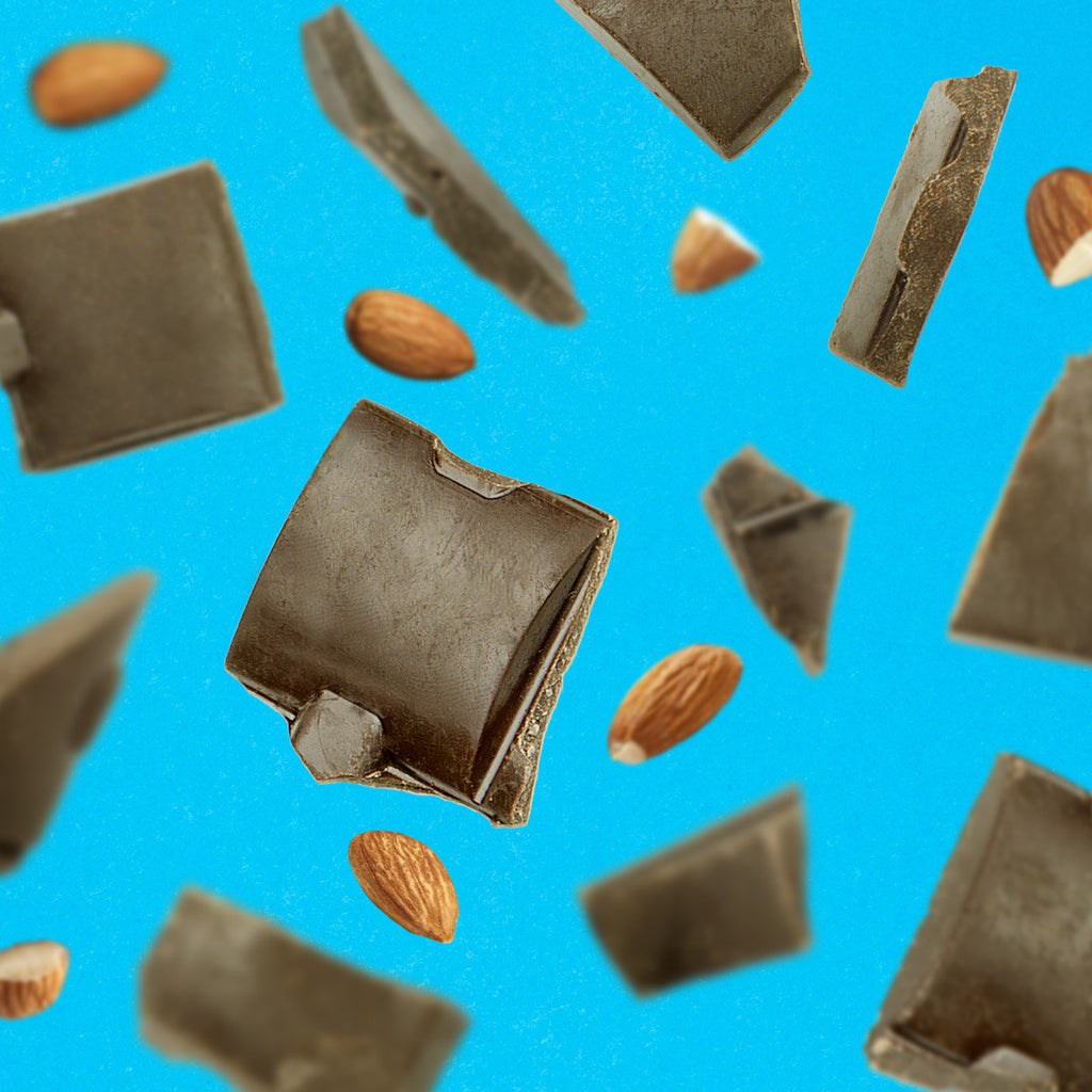 We're Going Nuts For The New Almond Protein Chocolate Bar!