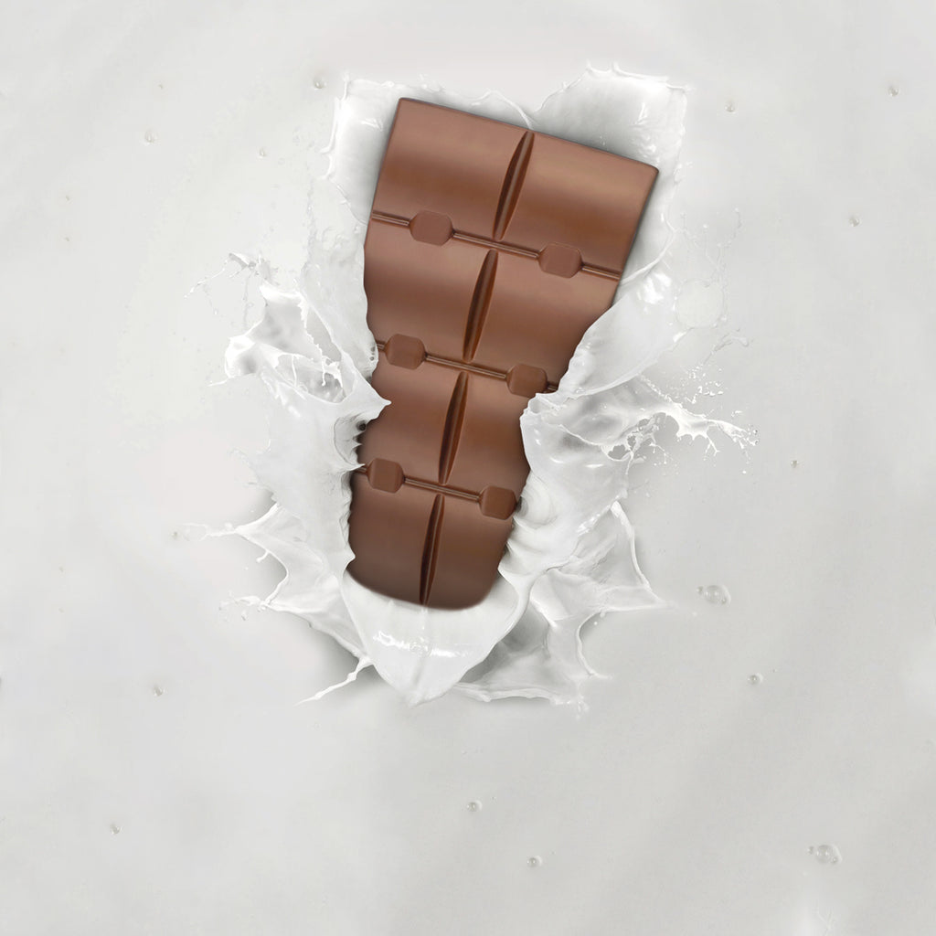 Our new protein chocolate bar is delicious and we're MILKING it!