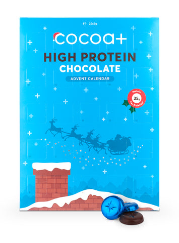 High Protein Chocolate Advent Calendar