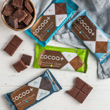 Mini 70% Dark Protein Chocolate Bars x 12 (40g)