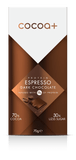 70% Dark Chocolate Espresso x 3