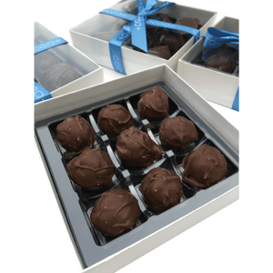 Limited Edition Protein Peanut Butter Milk Chocolate Truffles