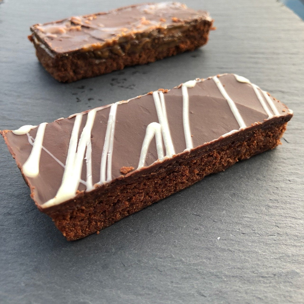 NEW! Triple Chocolate Protein Brownie