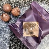 40% Milk Protein Chocolate Truffles