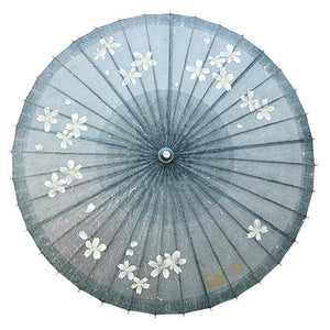 Oil-paper Umbrella - Drawings