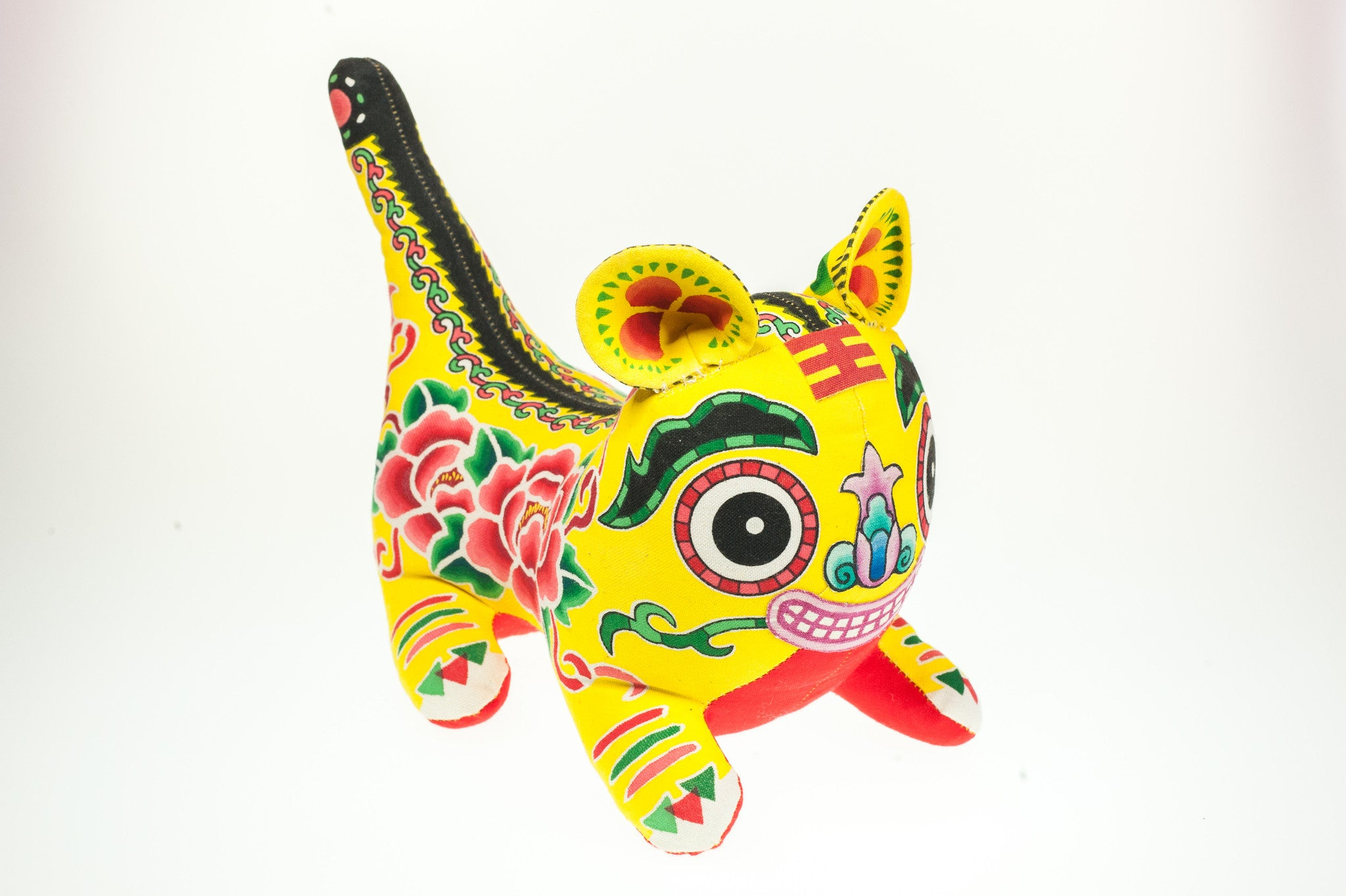 Printed Cloth Tiger