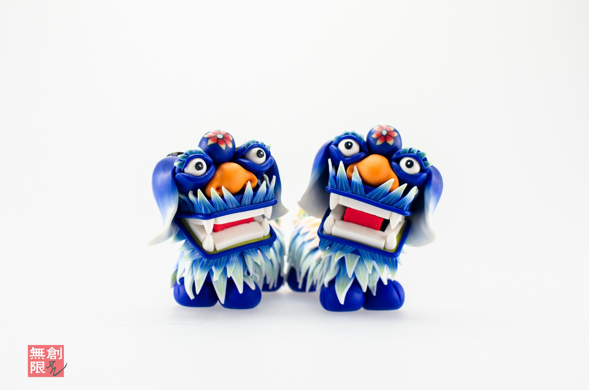 Dancing Lion (Pair)