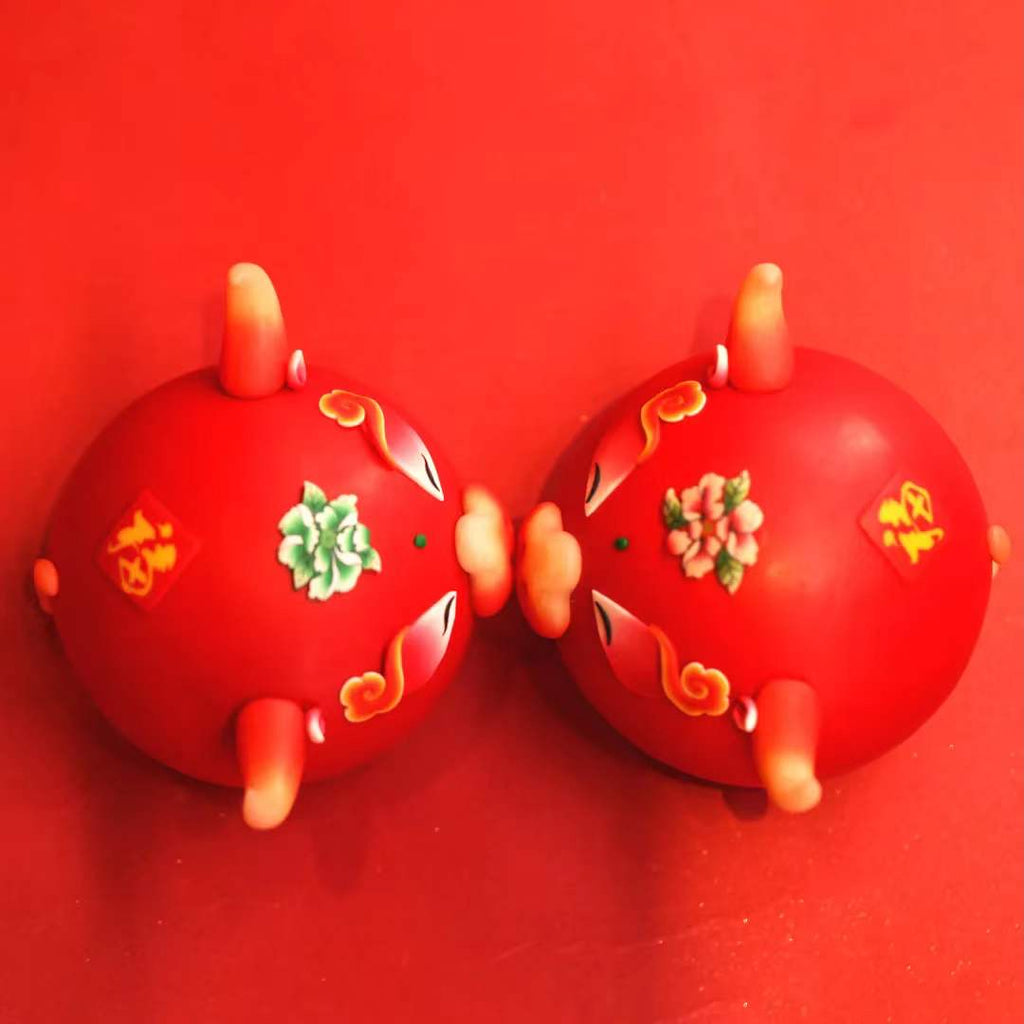 Year of OX ( Pair)