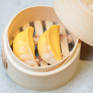Dumplings (with Steam Basket)