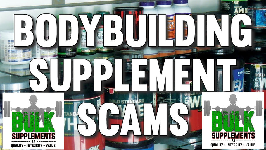 Big Brand Supplements Analysis