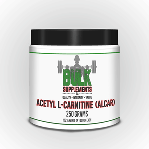 Pure Acetyl L-Carnitine - 500g (2x250g)