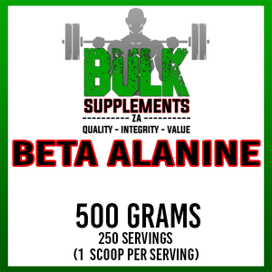 Pure Beta Alanine - 500g (2x250g)