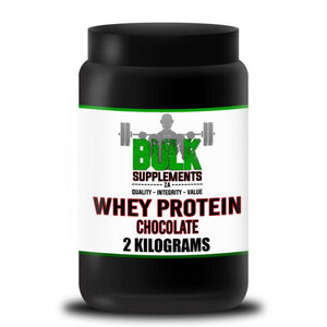 Chocolate Whey Protein Concentrate - 2kg