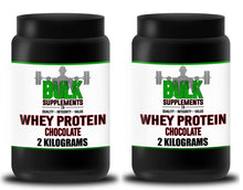 Chocolate Whey Protein Concentrate - 4Kg + FREE TestoBoron