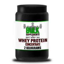 Pure Whey Protein Concentrate - 2kg