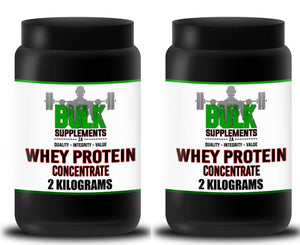 Pure Whey Protein Concentrate - 4Kg