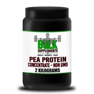 Pure Pea Protein Concentrate - 2kg