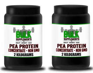 Pure Pea Protein Concentrate - 2x2kg