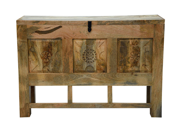 Console Table with Storage, STORAGE - Knots Furniture