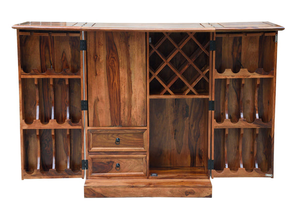 Wine Cabinet, TABLE - Knots Furniture