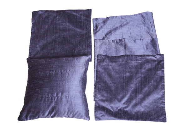 Raw Silk Cushion, CUSHION - Knots Furniture