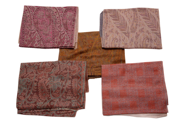 Woolen Shawls (Kani Design), SHAWL - Knots Furniture