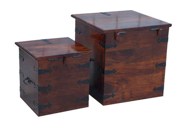 Storage Box (set of two), STORAGE - Knots Furniture