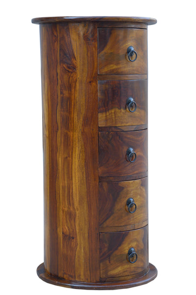Drawer Chest (five drawers), STORAGE - Knots Furniture