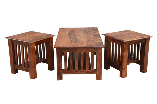 Coffee Table (set of three), TABLE - Knots Furniture