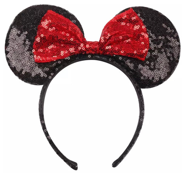 Minnie Bow Headband - Bowlicious