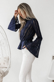 Harvest Top - Navy