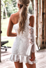 Indiana Dress - White