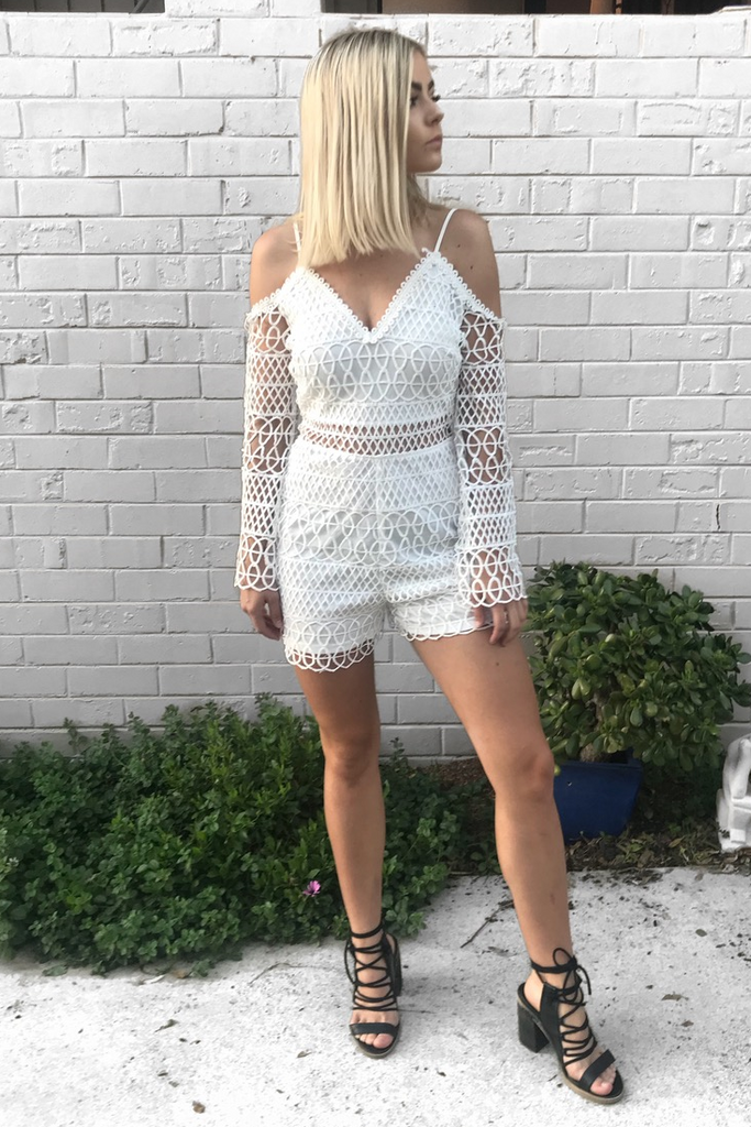 Mace Playsuit