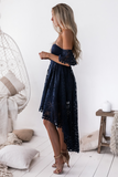 Karlie Dress - Navy