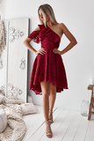 Camilia Dress - Wine