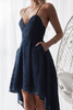 Marilyn Dress - Navy