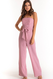Pretty in pink Jumpsuit - Pink